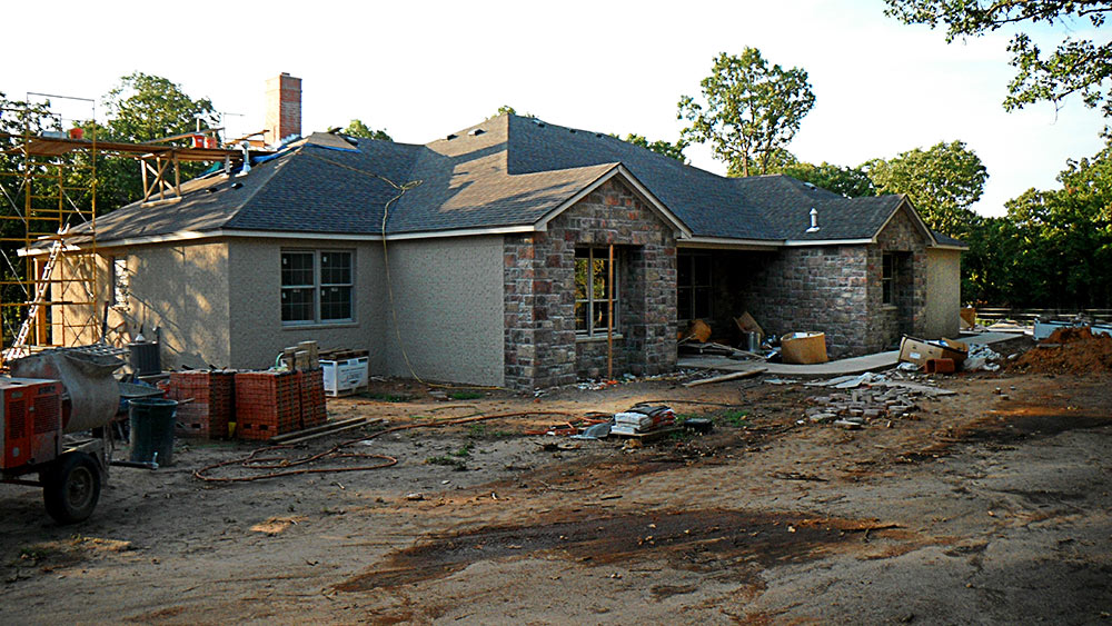 Brick and Stone Restoration